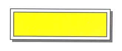 "INTERSECTION CROSSWALK STOP BAR - 7' 6"" x ANY WIDTH UP TO 24"" - 1/8"" THICK PLASTIC"