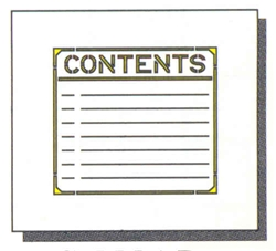 "CONTENTS - 8"" x 8"" - 1/16"" THICK PLASTIC"
